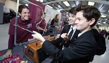 Careers Fair_Jean-Luc Packer and Archie Brooks from Winchcombe School.jpg